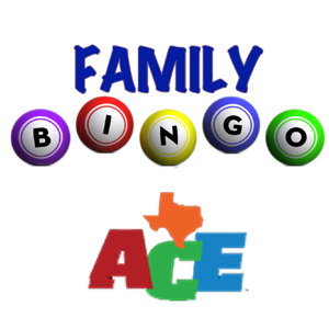ACE Family Bingo (3rd-5th grades) February 15